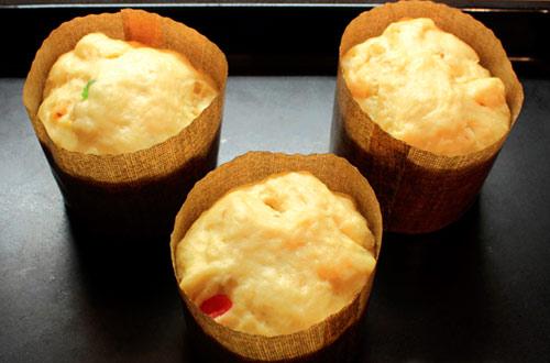 Zevkle ve hızlı yemek pişirme: Ekmek yapımcısı için kek hazırlama reçetesi