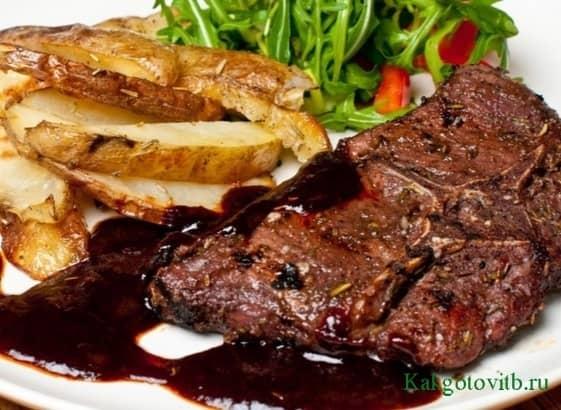 Блюда из мякоти баранины рецепты с фото