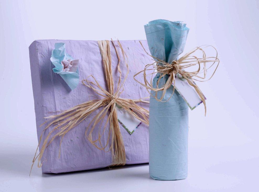 Упаковка из пергамента своими руками 26