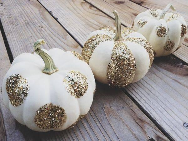Artesanía de calabazas sobre el tema del otoño. Instrucciones paso a ...
