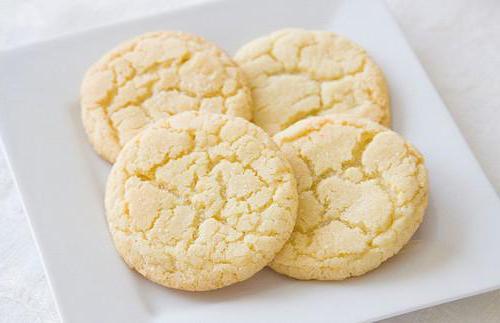 рецепты печенья без масла