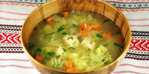 Супы на каждый день простые и дешевые