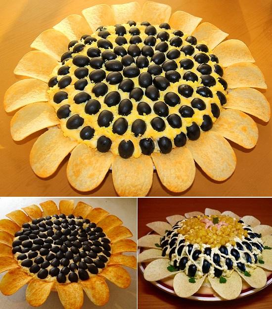 Поданный таким способом фруктовый салат кубиками произведет настоящий фурор среди детей - попробуйте и убедитесь в этом сами.
