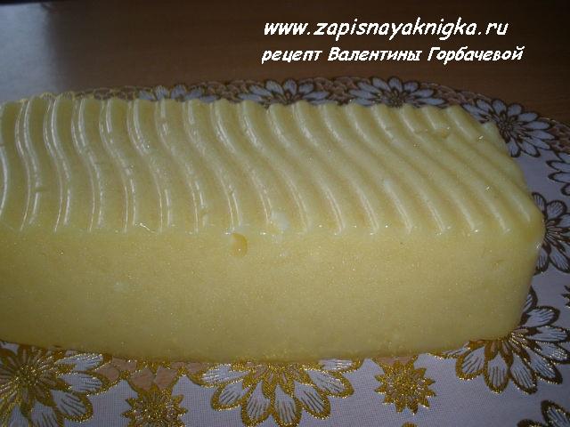 сыр из кефира в домашних условиях рецепт с фото