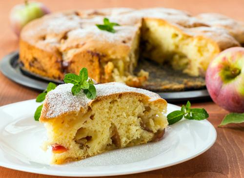 Yoğurtlu kek, kefir çubukları için reçete