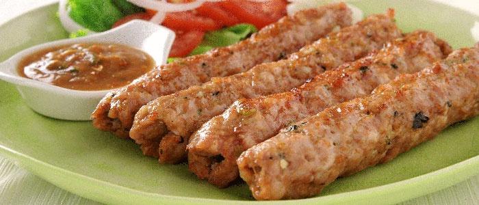 люля-кебаб на шампурах рецепт из курицы
